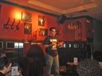 Chodo en la Flauta Mágica de Madrid
